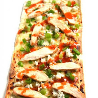 Buffalo Chicken Flatbread Recipes
