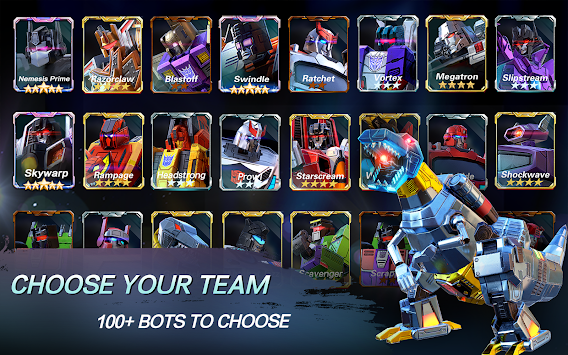 Transformers: Battle of Earth - Chinese Theater apk screenshot