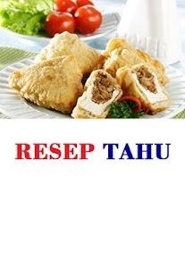Resep Tahu Lengkap - náhled