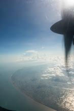 Photo: when land meets ocean...