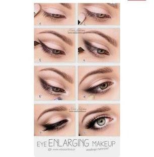 přírodní make up tutorial krok za krokem - náhled
