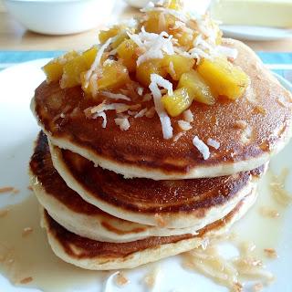 Island Pancakes
