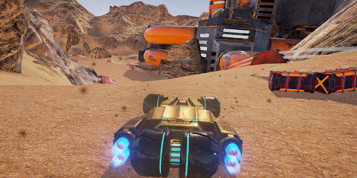 Marvex Star Racing - screenshot