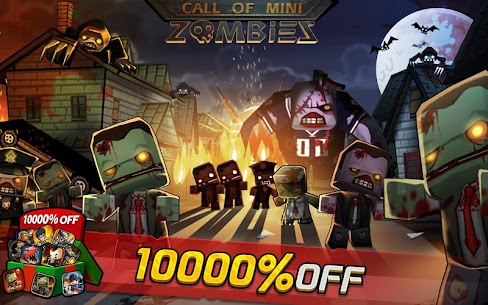Call of Mini™ Zombies 1