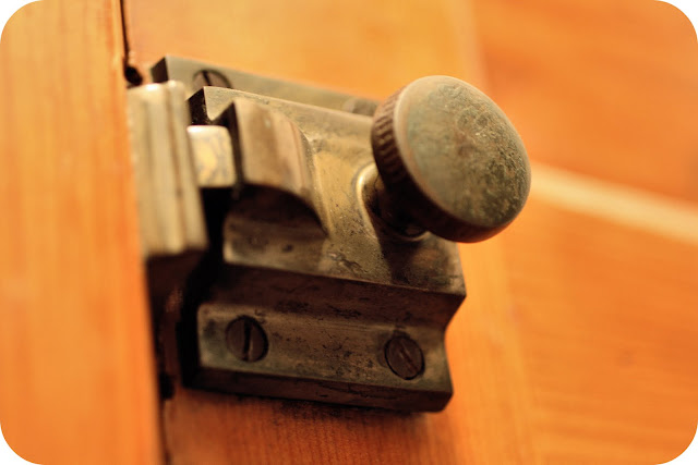 cabinet latch
