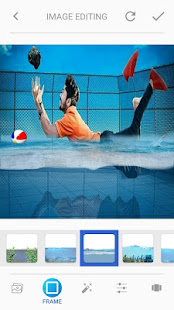 Download 3D Water Effects Photo Maker For PC Windows and Mac apk screenshot 1