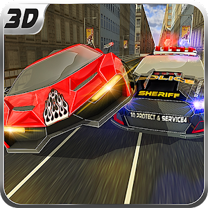 Fast Police Car Chase 3D for PC and MAC