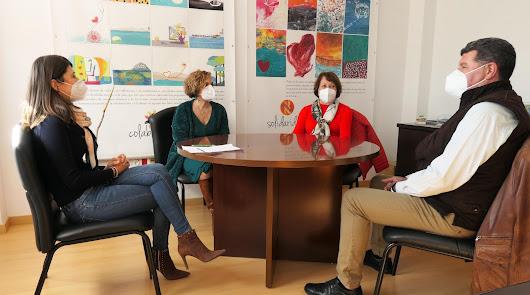 Diputación apoya los proyectos de inserción laboral de Asalsido