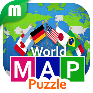 World map puzzle android apps on google play world map puzzle gumiabroncs Images