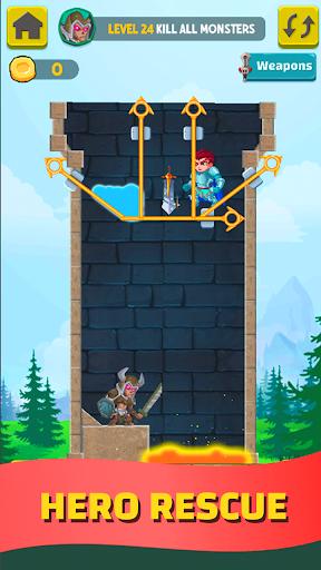 Hero rescue screenshot 1
