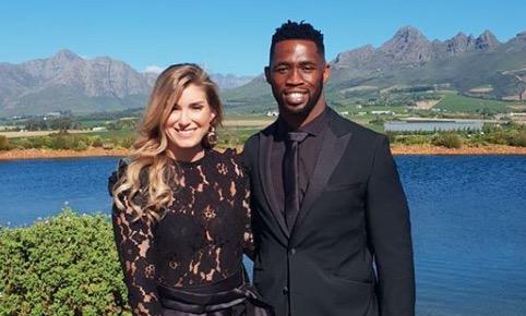 SNAPS   Siya Kolisi gushes over how cute Rachel looked at the SA Style Awards - TimesLIVE