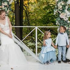 Wedding photographer Anya Piorunskaya (Annyrka). Photo of 08.11.2018