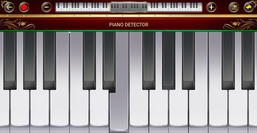 Piano Detector modavailable screenshots 2