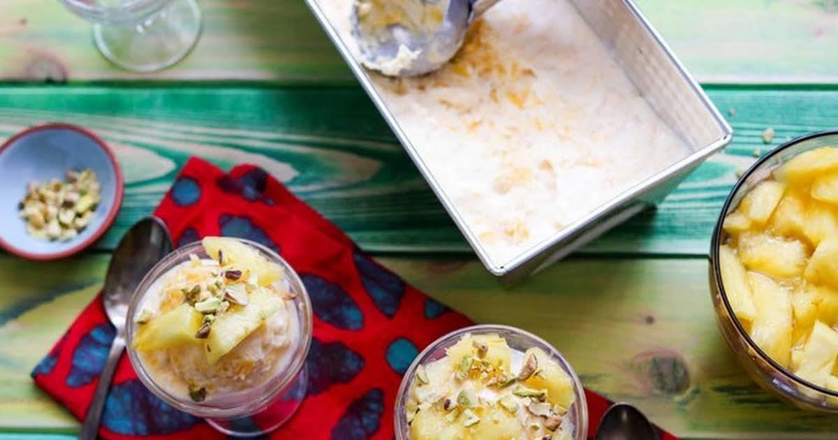 10 Best Pineapple Whipped Cream Condensed Milk Dessert Recipes