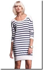 isabella oliver striped dress