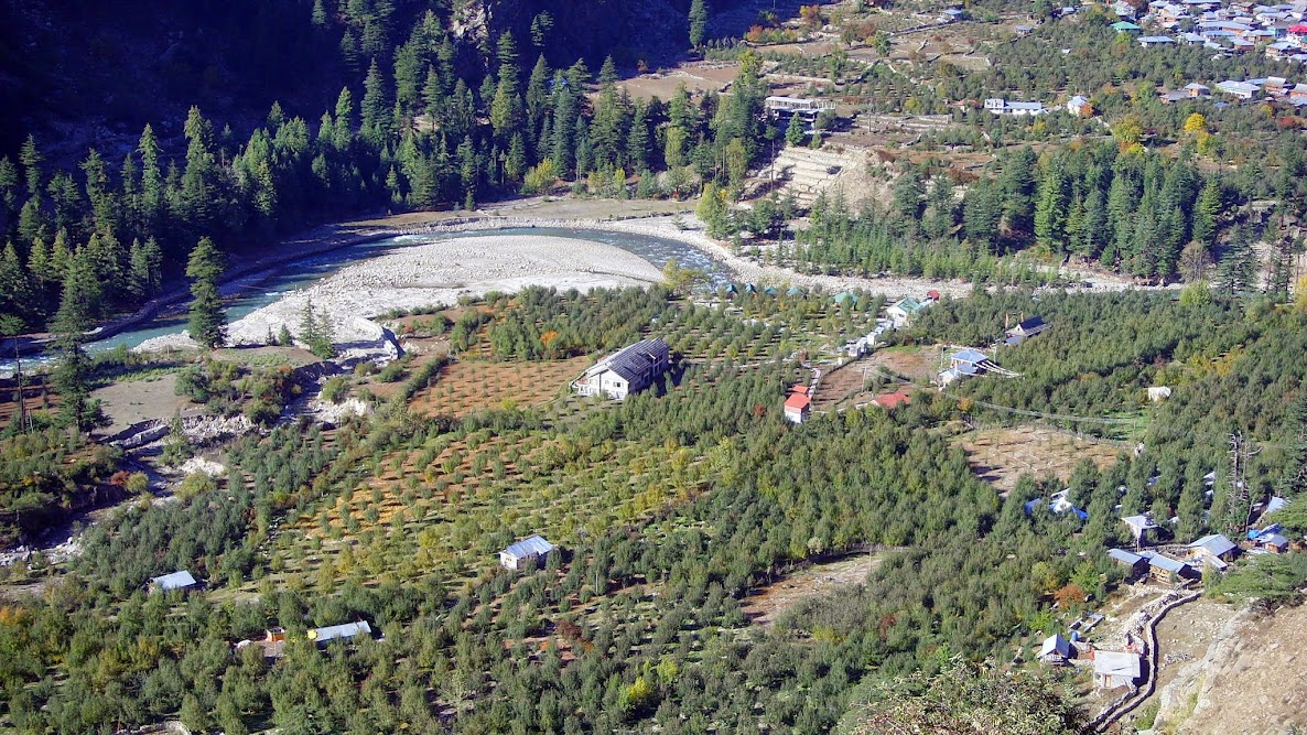 Baspa Valley, Sangla
