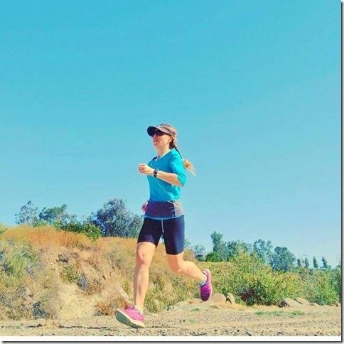 Monica Olivas run