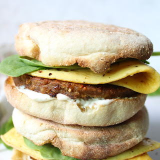 The Best Vegan Breakfast Sandwiches Recipe