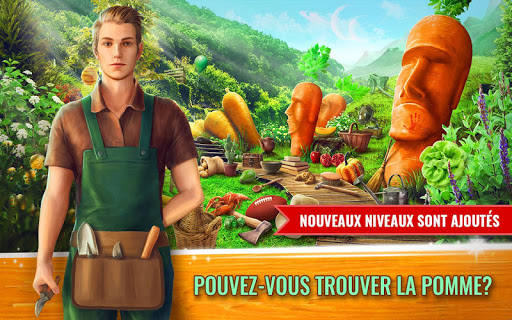 Télécharger Jardin Magique Objets cachés APK MOD (Astuce) screenshots 1