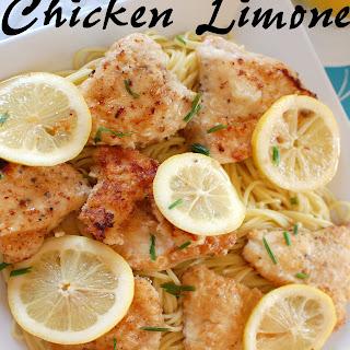 Chicken Limone.