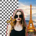Photo Background changer -Background Eraser Editor icon