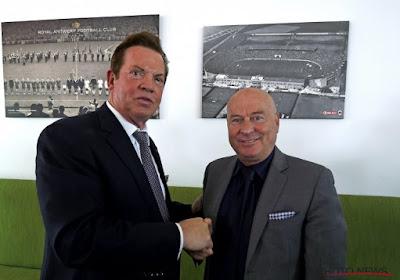 Un partenariat avec un autre club du top pour l'Antwerp?