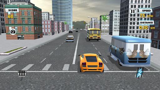 玩賽車遊戲App|公路赛车3D免費|APP試玩