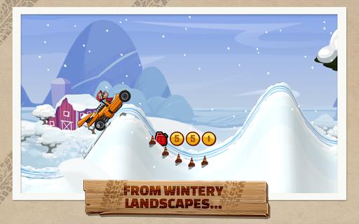 Hill Climb Racing 2  screenshots 8