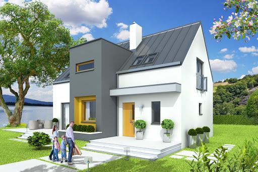 projekt Lenka bez garażu B