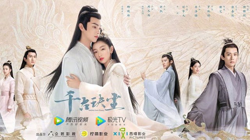 C-drama Ratings and Celeb Rankings (week starting June 14)