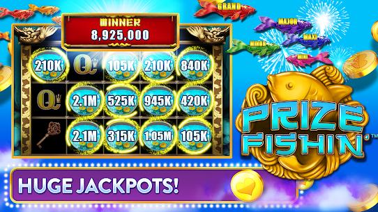 Slots: Heart of Vegas MOD Apk 4.20.48 (Unlimited Coins) 5
