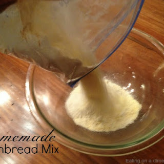 Homemade Cornbread Without Eggs Recipes