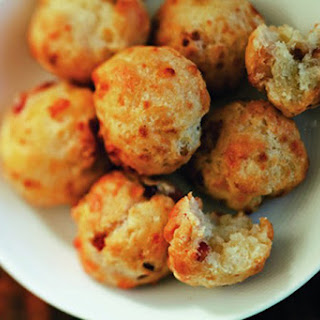 Bacon Cheddar Biscuits