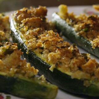 Zucchini Gratin (zucchine Gratinate).