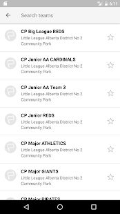 Edmonton Little League- screenshot thumbnail