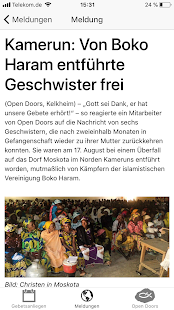 Open Doors Deutschland - náhled