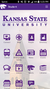 Kansas State Mobile- screenshot thumbnail