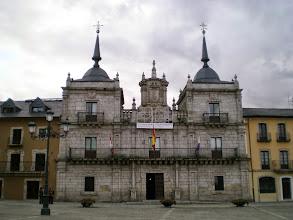 Photo: Etapa 22. Ajuntament. Ponferrada.