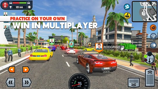 🚓🚦Car Driving School Simulator 🚕🚸 App Download For Android and iPhone 5