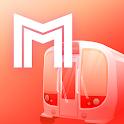 Metro London Subway icon