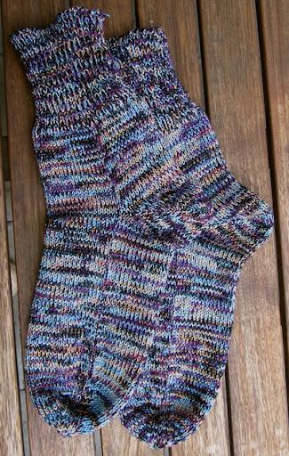 Socken aus Monis Sockenkiste