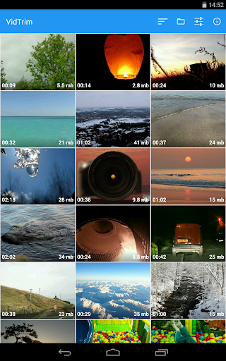 VidTrim  Video Trimmer  screenshot 14