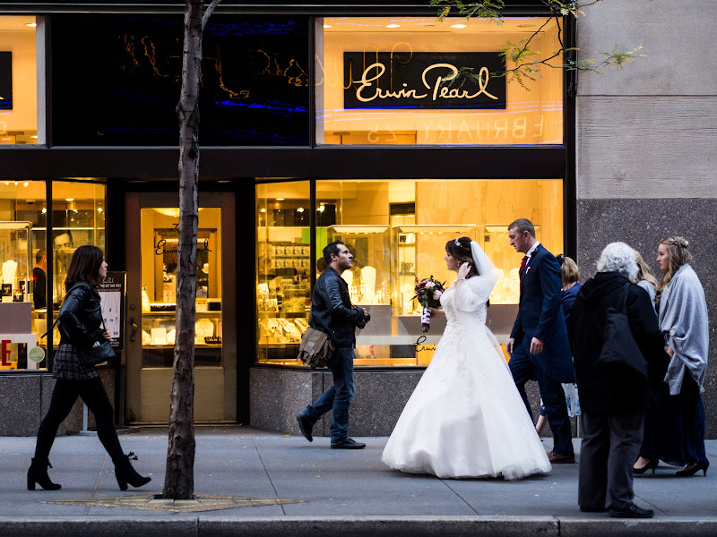 Matrimonio a New York di anija