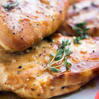 Golden Grilled Honey Chicken