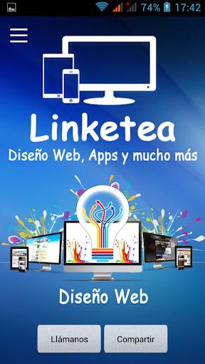 Linketea Diseño Web y Apps