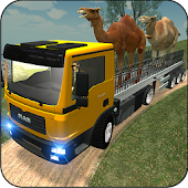 Animal Transport Truck PK Eid 2017