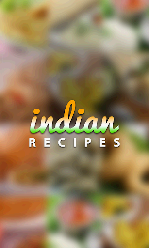 Indian Recipes Free Cookbook