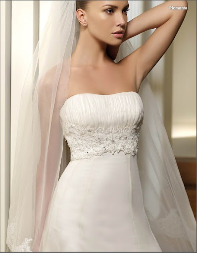 Ivory;Wedding Gown