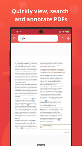 PDF Reader & Editor for Android screenshot 5