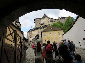 Photo: E7232011 Slowacja - Orawski Zamek